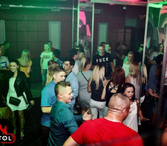 Latino Night w Clubie Capitol Sypniewo [11.08.2018]