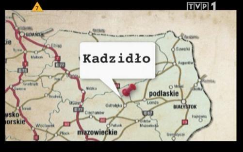 Kadzidlo W Tvp1 Miejsce Z Historia Quot W Kadzidlanskim Boru Quot
